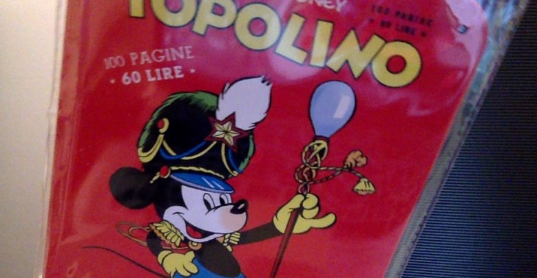 topolino pocket 1