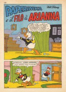 Paperinika e il filo di Arianna