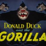 Paperino e il gorilla