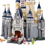 castello Disney Lego